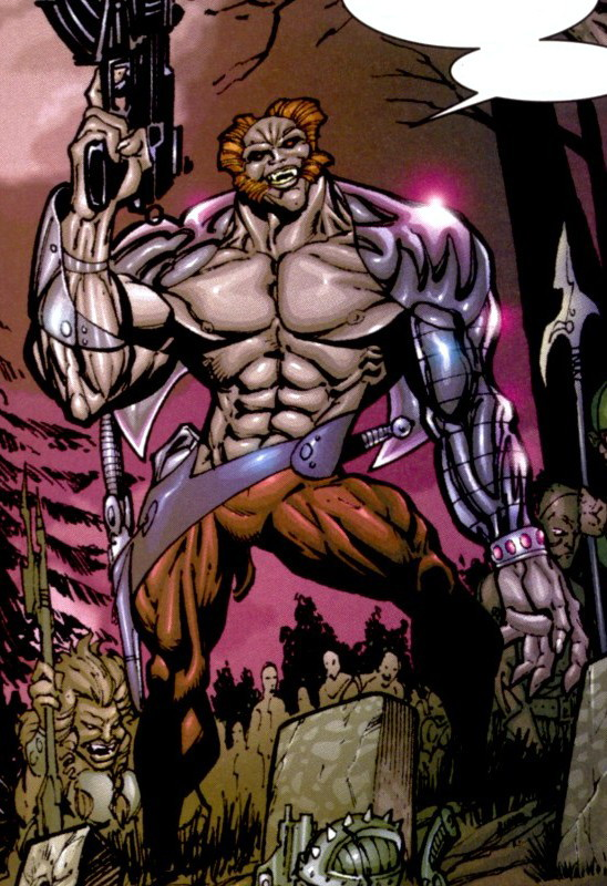 Hrolf (Vampire) (Earth-616)