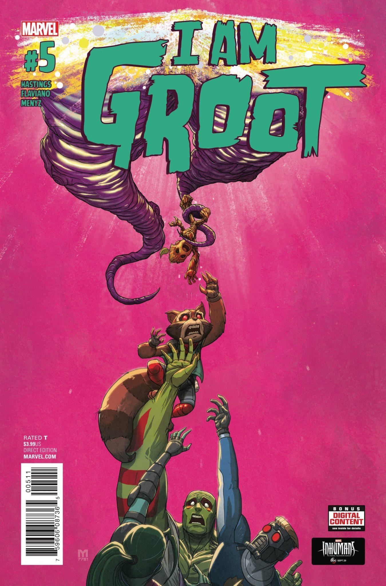 I Am Groot Vol 1 5