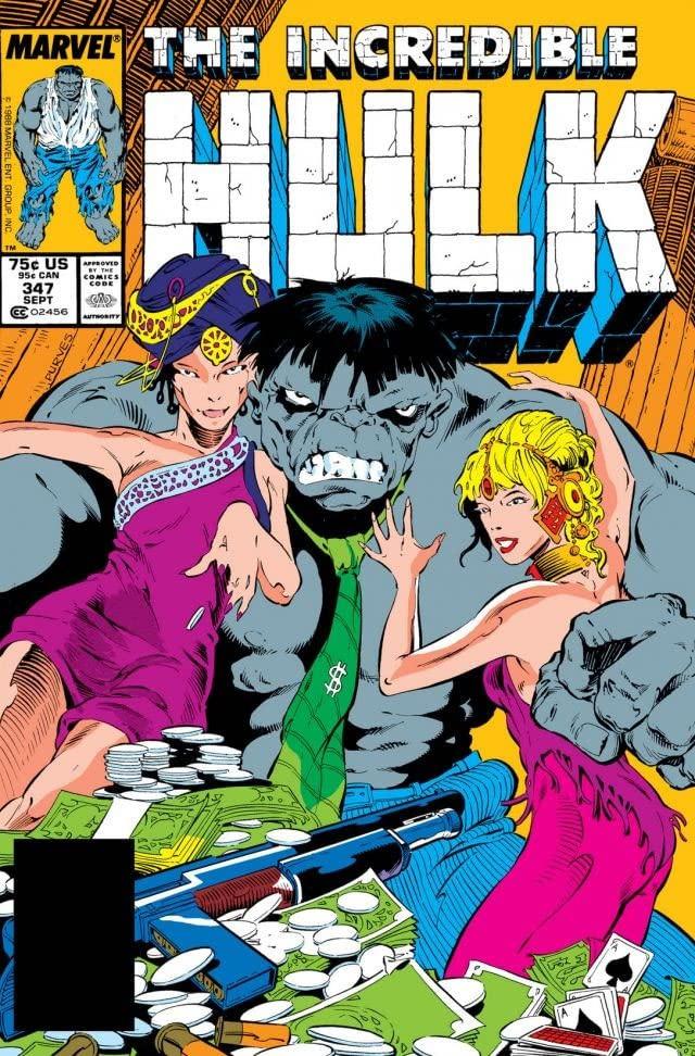 Incredible Hulk Vol 1 347