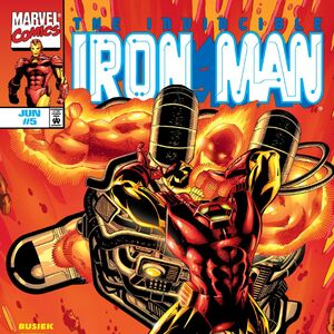 #50 #395 March 2002 Marvel NM Iron Man 9.2 1998 Series