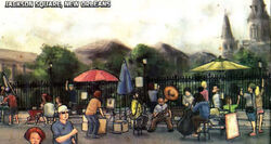 Jackson Square, French Quarter from Silver Surfer Vol 5 1 0001.jpg