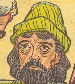 Jesse (Earth-616)