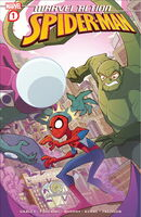 Marvel Action Spider-Man Vol 3 1