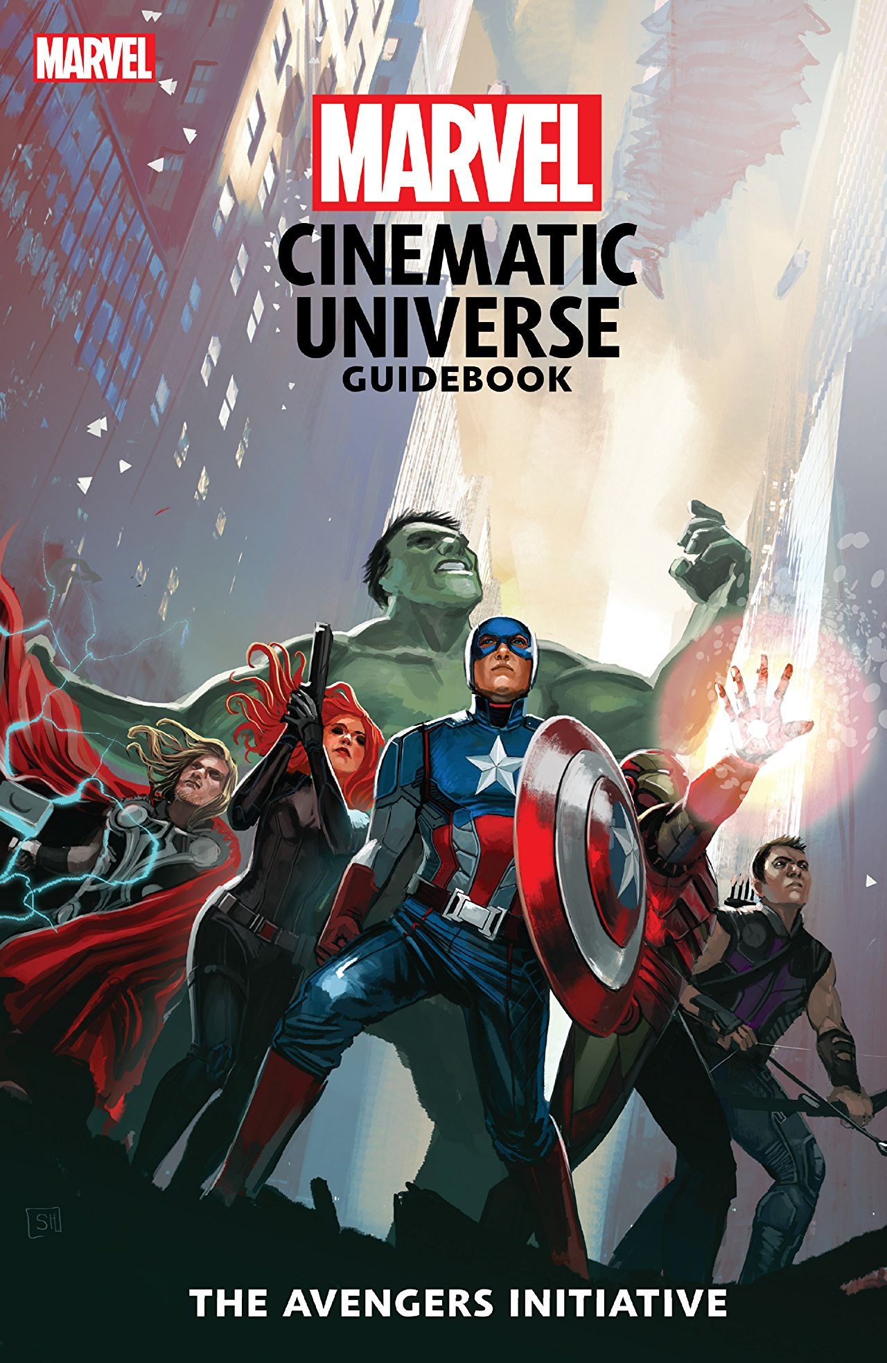 Marvel Cinematic Universe Guidebook: The Avengers Initiative Vol 1