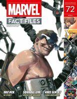 Marvel Fact Files Vol 1 72