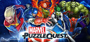 Marvel Puzzle Quest Logo