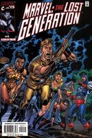 Marvel The Lost Generation Vol 1 2