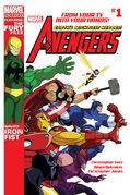 Marvel Universe Avengers - Earth's Mightiest Heroes Vol 1 1