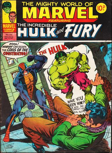 Mighty World of Marvel Vol 1 272