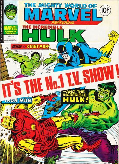 Mighty World of Marvel Vol 1 316