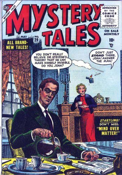 Mystery Tales Vol 1 29