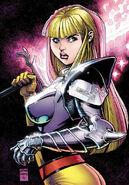 New Mutants Vol 3 25 Textless Arthur Adams Variant