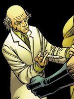 Professor (Golden Sentry Serum) (Earth-616)