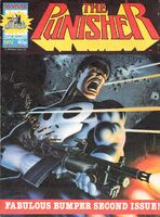 Punisher (UK) Vol 1 2