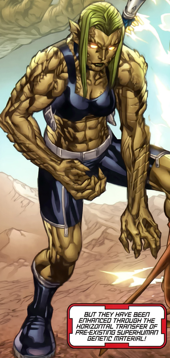 Rana Philips (Earth-616)