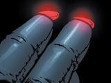 Ruby-Quartz Contact Lenses