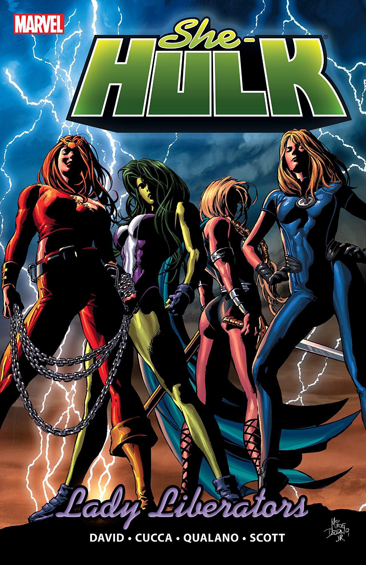 She-Hulk TPB Vol 1 9