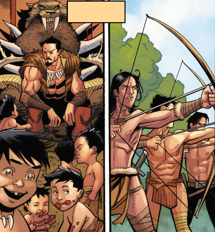 Sons of Kraven (Earth-616)/Gallery