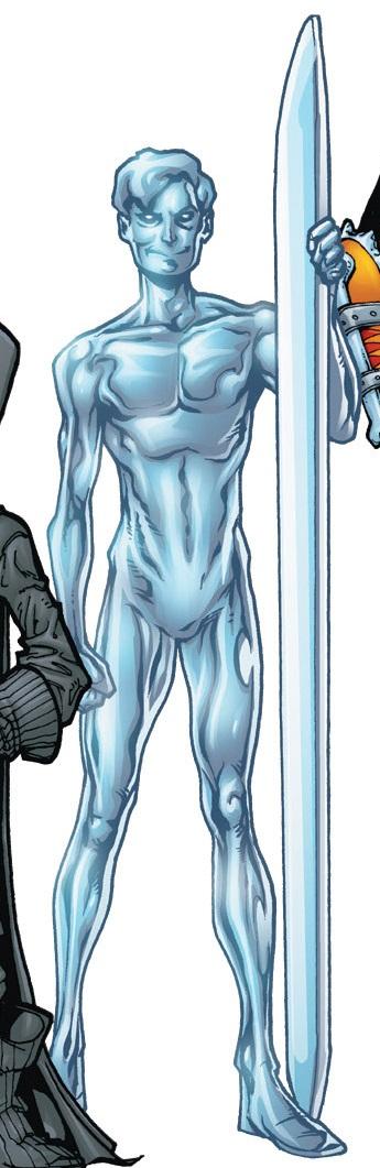 Sterling (Heroes Reborn) (Earth-616)