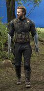 Steven Rogers (Earth-199999) from Avengers Infinity War