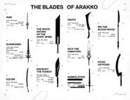 Swords of Arakko from X of Swords Stasis Vol 1 1 0001