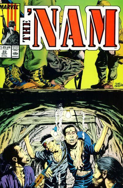 The 'Nam Vol 1 22