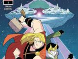 Thor & Loki: Double Trouble Vol 1 1