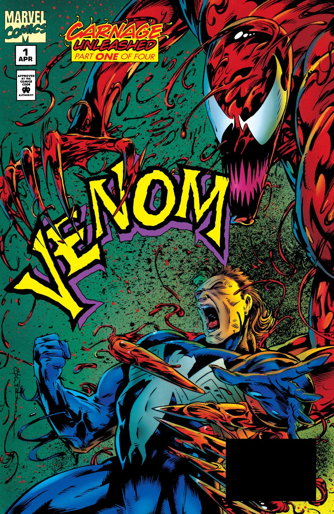 Venom: Carnage Unleashed Vol 1 1
