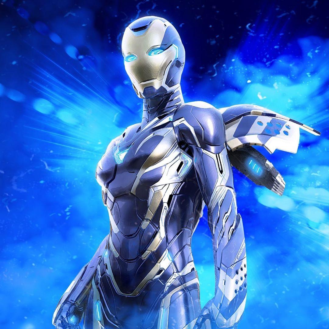Iron Man Armor MK XLIX (Earth-199999)/Gallery