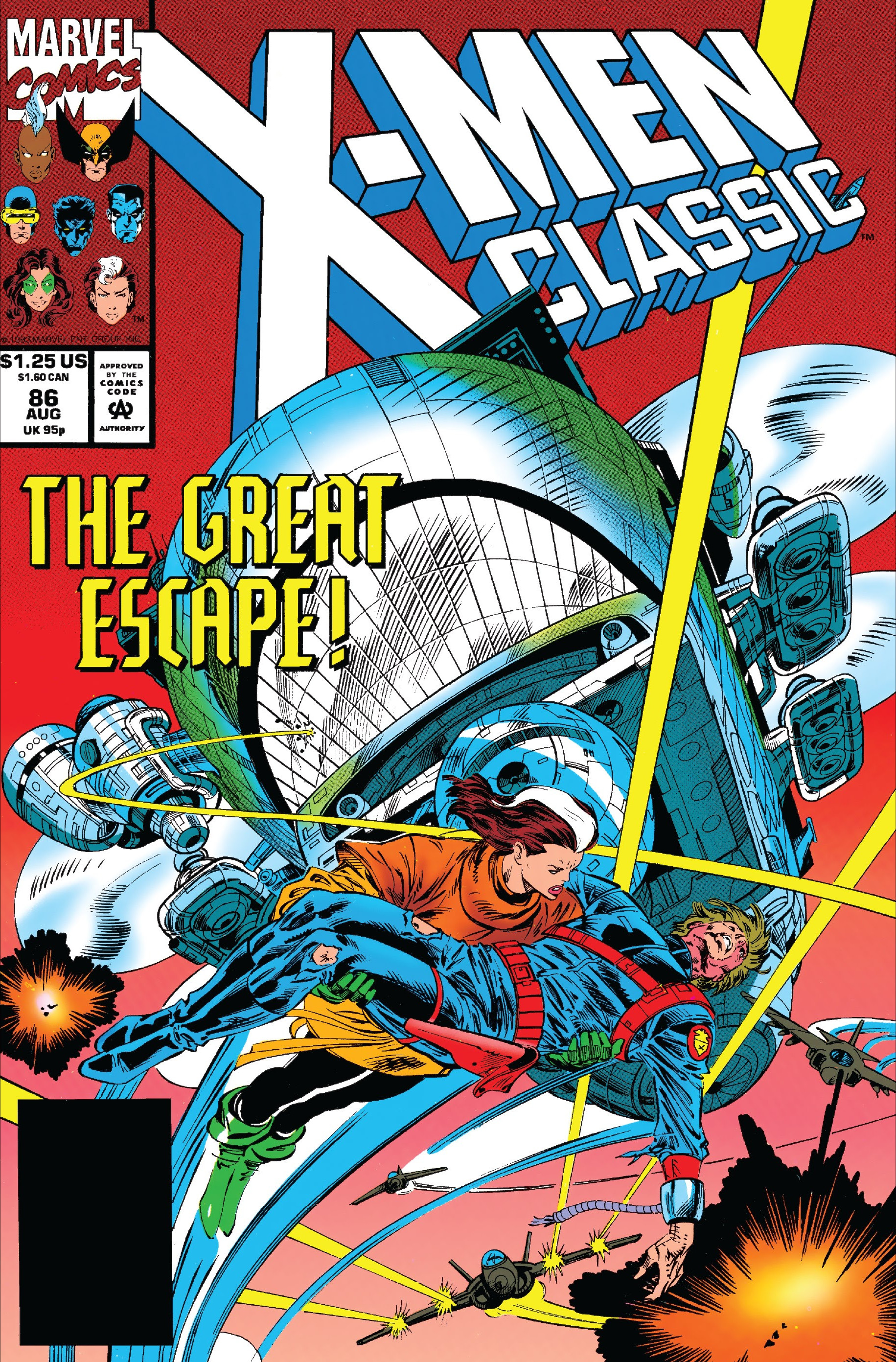 X-Men Classic Vol 1 86