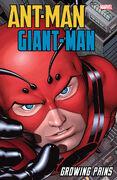 Ant-Man Giant-Man Growing Pains TPB Vol 1 1