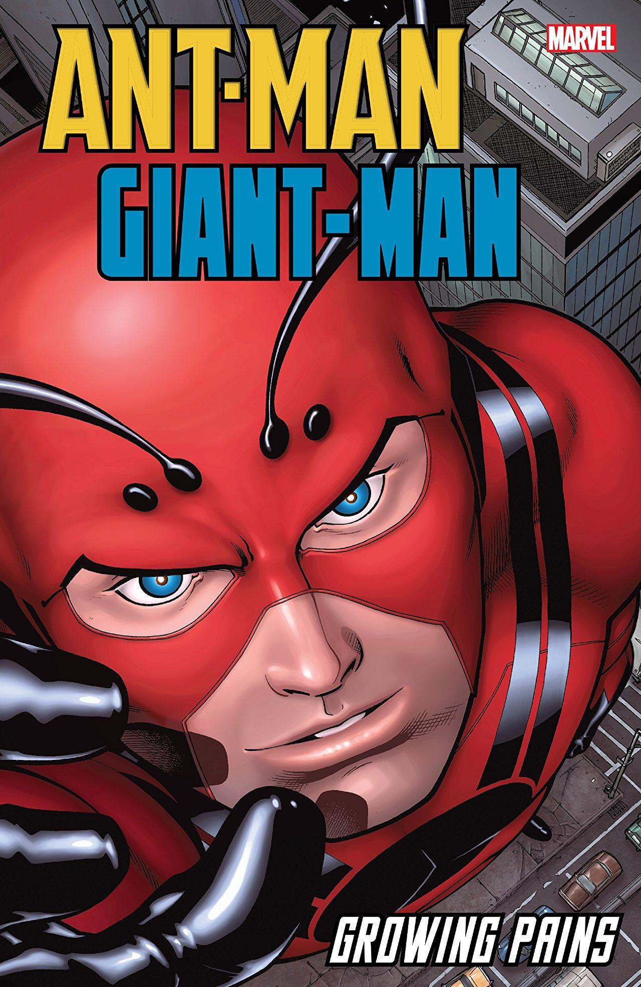 Ant-Man/Giant-Man: Growing Pains TPB Vol 1