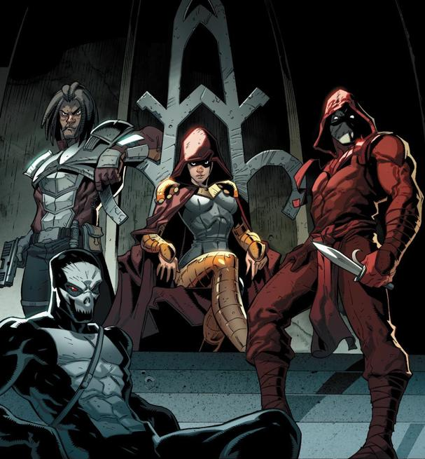 Assassins Guild (Earth-616)/Gallery