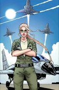 Avengers Vol 8 4 Carol Danvers 50th Anniversary Variant Textless