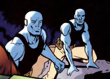 Bald Twins (Earth-616)/Gallery