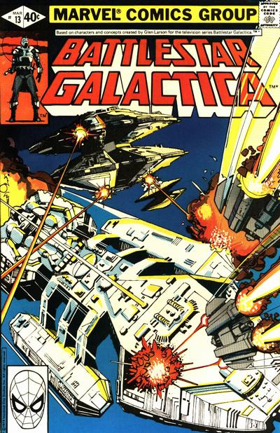 Battlestar Galactica Vol 1 13
