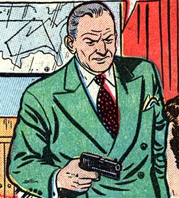 Congressman Bellard (Earth-616)