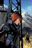 Black Widow Vol 3 5 Textless