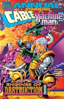 Cable Machine Man Vol 1 '98