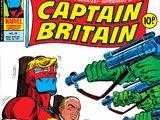 Captain Britain Vol 1 23