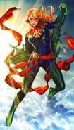 Captain Marvel Vol 10 11 Textless