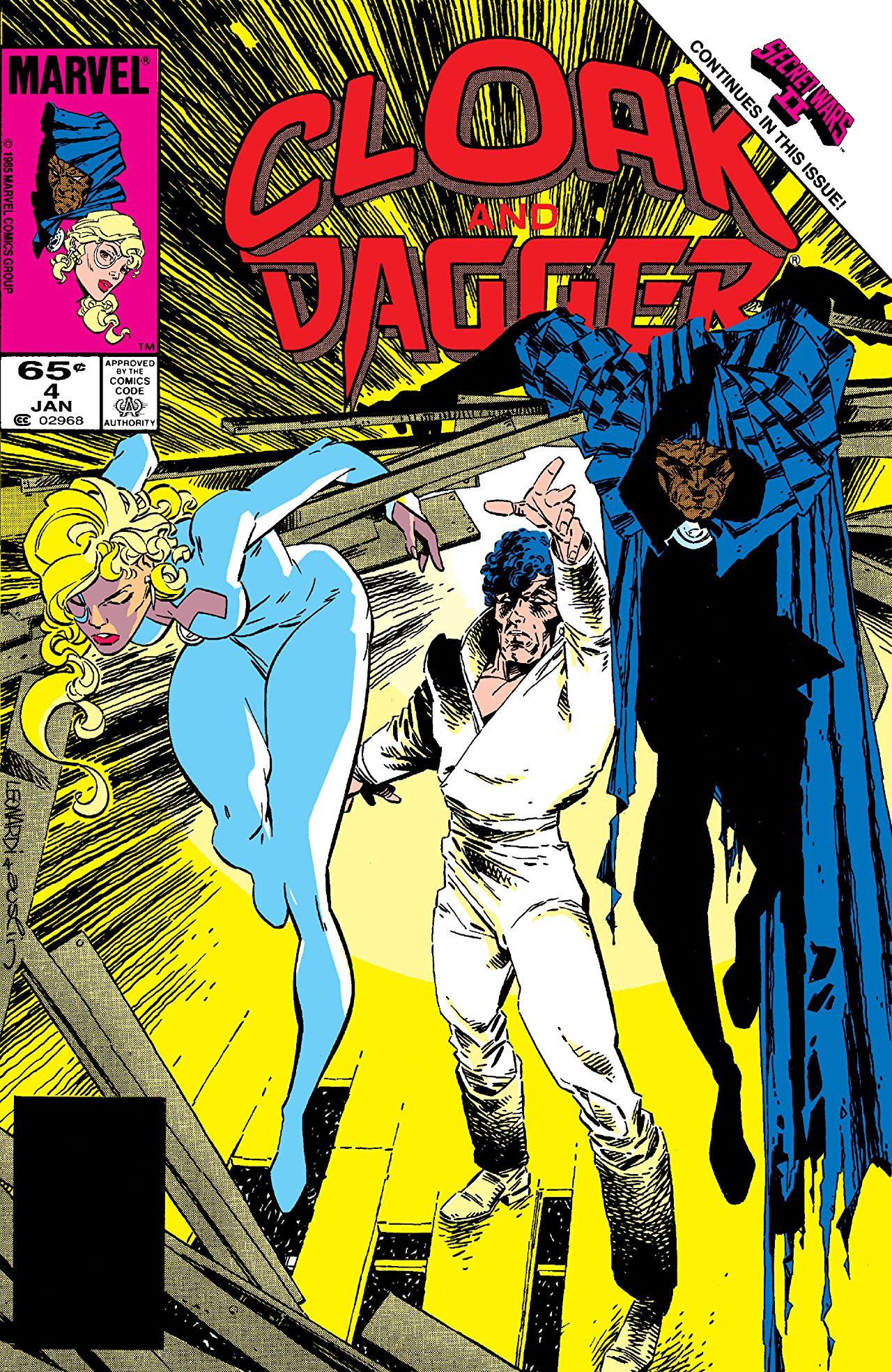 Cloak and Dagger Vol 2 4