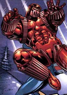Crimson Dynamo VII (Earth-616)