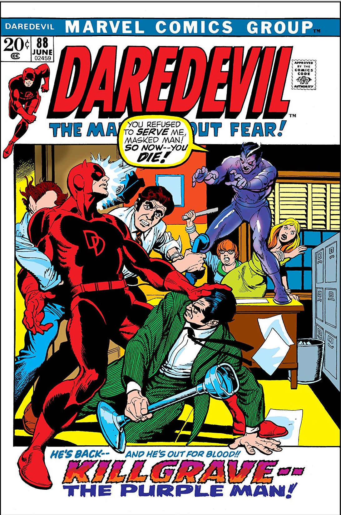 Daredevil Vol 1 88