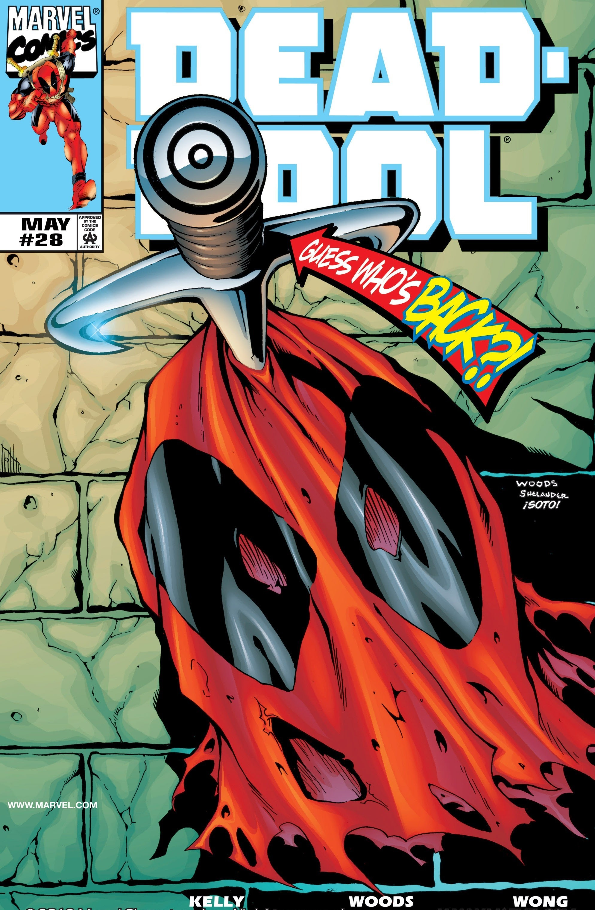 Deadpool Vol 3 28