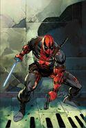Deadpool Vol 7 1 Liefeld Variant Textless