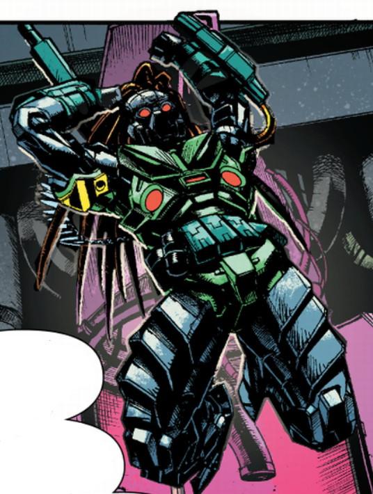 Death's Head VI (Earth-616)