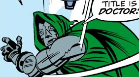 Doctor Doom (Android) (Earth-616)