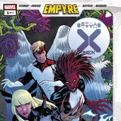 Empyre: X-Men Vol 1 1