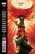Generations Phoenix & Jean Grey Vol 1 1